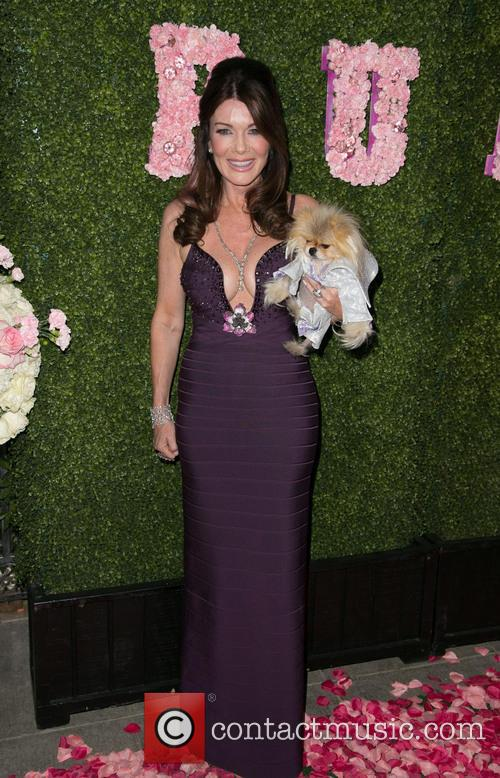 Lisa Vanderpump and Giggy 10