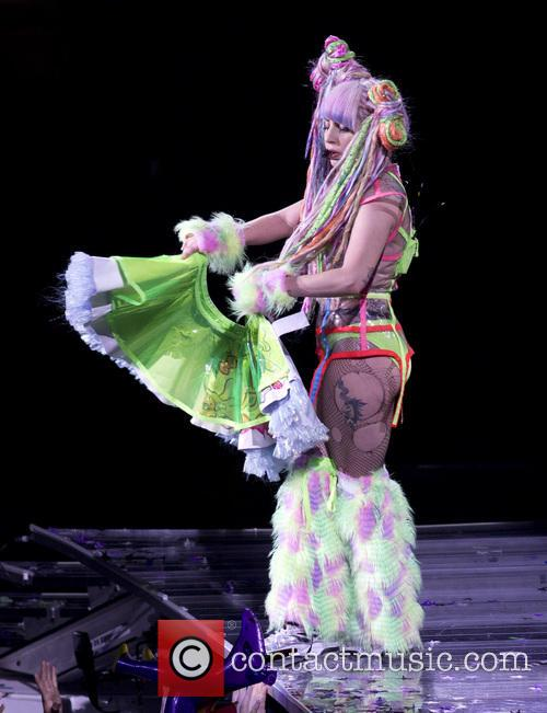 Lady Gaga, Madison Square Garden