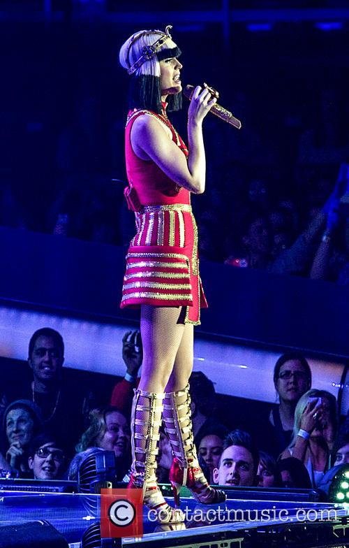 Katy Perry In Concert