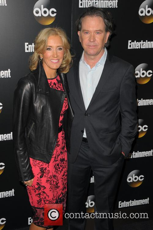 Felicity Huffman and Timothy Hutton 2