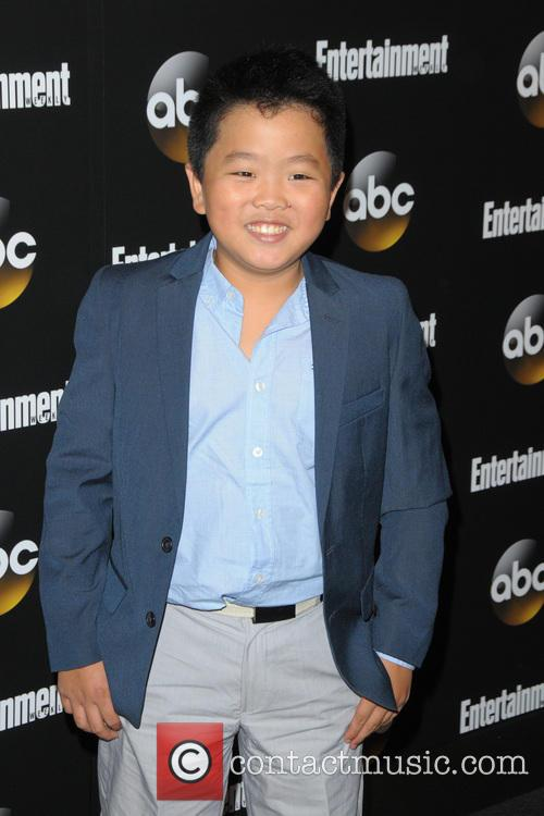 Entertainment Weekly and Hudson Yang 4