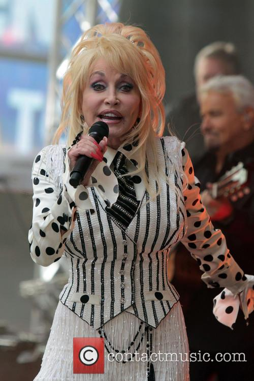 dolly parton dolly parton performs on nbcs 4193521