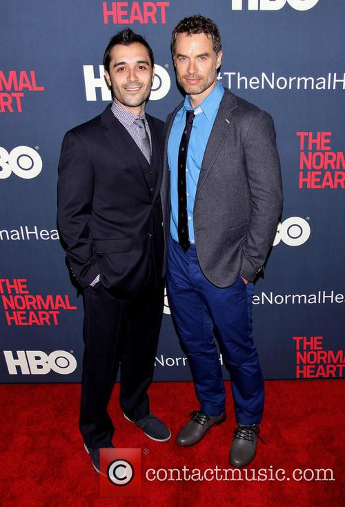 Frankie J. Alvarez and Murray Bartlett 2