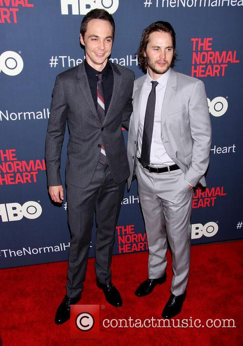 Jim Parsons and Taylor Kitsch 4