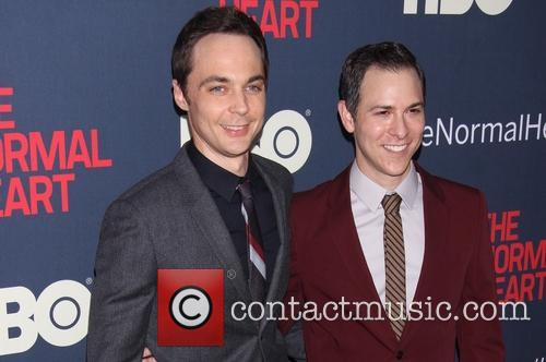 Jim Parsons and Todd Spiewak 2