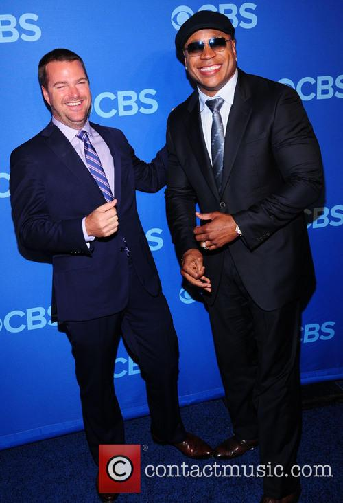 Chris O'donnell and Ll Cool J 5