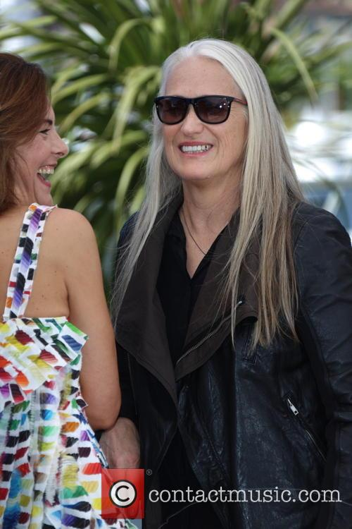 Jane Campion and Carole Bouquet 2