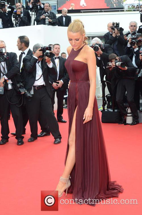 BLAKE LIVELY, Cannes Film Festival