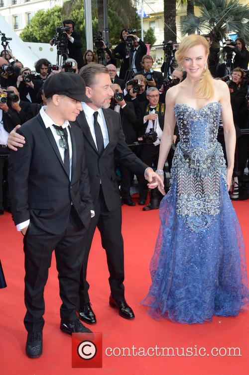 Nicole Kidman, Tim Roth and Guest 10