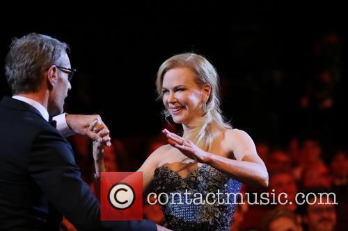 Lambert Wilson and Nicole Kidman 3