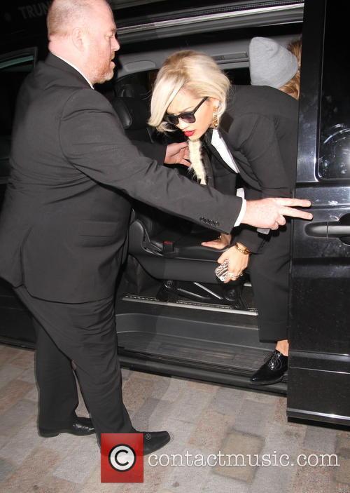 Rita Ora and Cara Delevingne 2