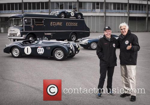 Jay Leno and Ian Callum 4