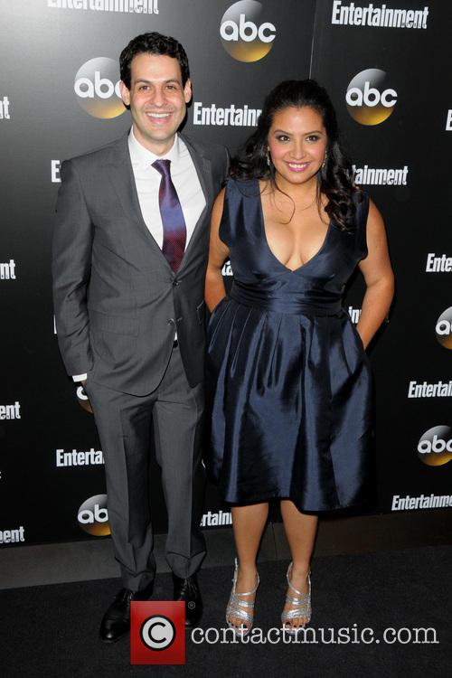 Entertainment Weekly, Andrew Leeds and Cristela Alonzo 7