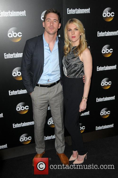 Barry Sloane and Lily Rabe 2