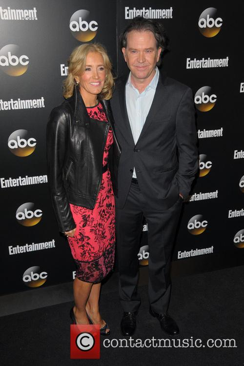 Felicity Huffman and Timothy Hutton 5