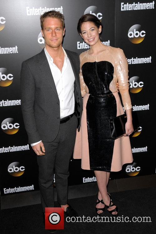 Jake Mcdorman and Analeigh Tipton 4