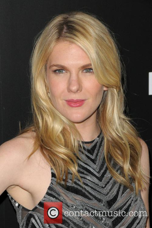 Entertainment Weekly and Lily Rabe 1