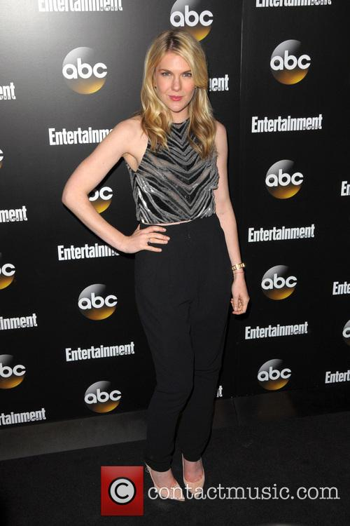 Entertainment Weekly, Lily Rabe