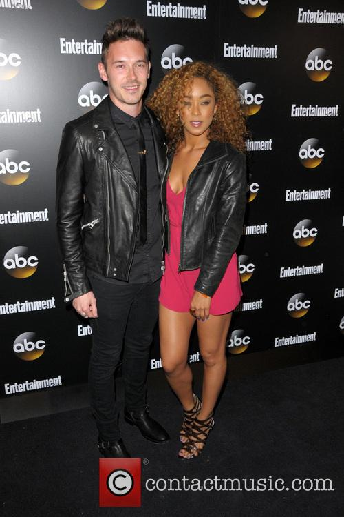 Sam Palladio and Chaley Rose 1