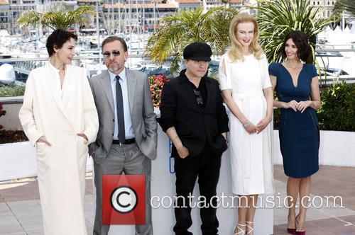 Jeanne Balibar, Tim Roth, Olivier Dahan, Nicole Kidman and Paz Vega 2