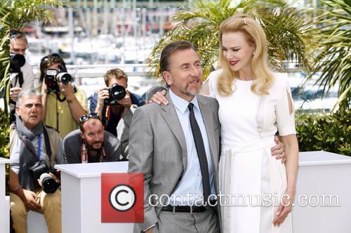 Tim Roth and Nicole Kidman 2