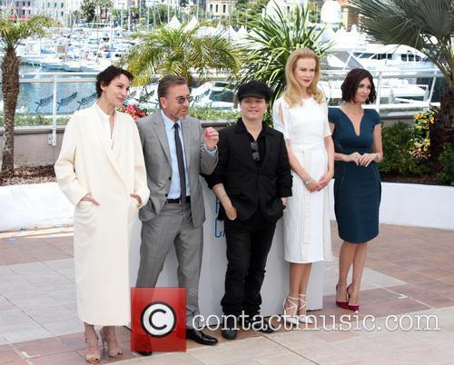 Jeanne Balibar, Tim Roth, Olivier Dahan, Nicole Kidman and Paz Vega 1