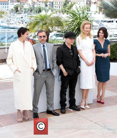 Jeanne Balibar, Tim Roth, Olivier Dahan, Nicole Kidman and Paz Vega 4