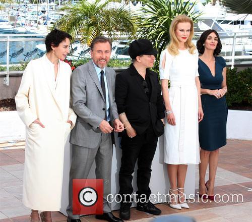 Jeanne Balibar, Tim Roth, Olivier Dahan, Nicole Kidman and Paz Vega 5