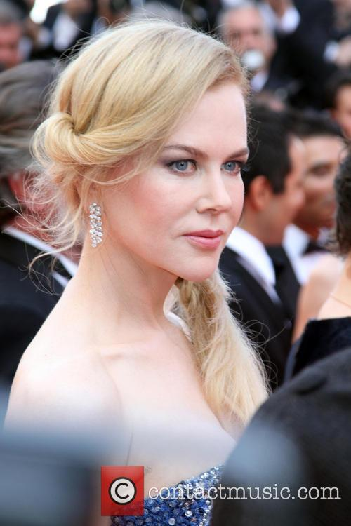 Nicole Kidman at 'Grace of Monaco' premiere