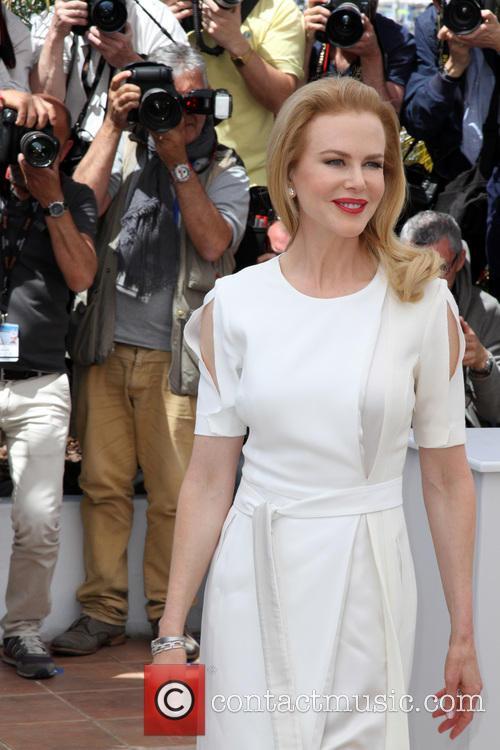 Nicole Kidman, Olympia Hall, Cannes Film Festival