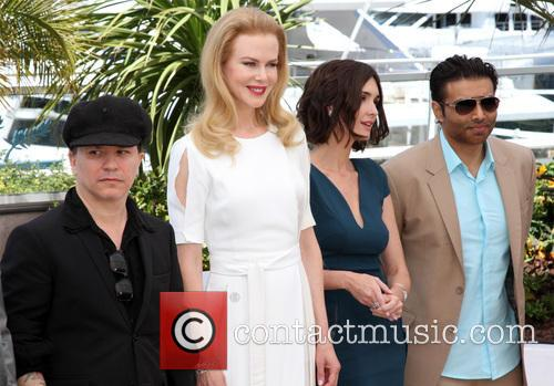 Olivier Dahan, Nicole Kidman, Paz Vega and Arash Amel 5