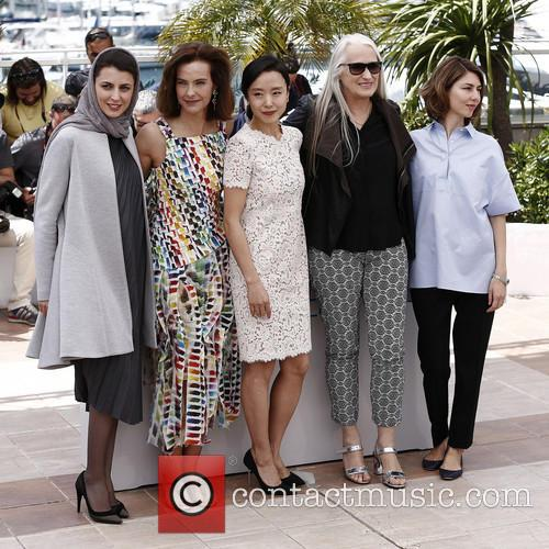 Leila Hatami, Jeon Do-yeon, Jane Campion, Carole Bouquet and Sofia Coppola