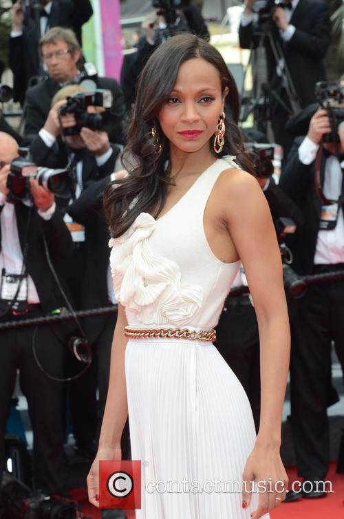 zoe zaldana 67th cannes film festival  4195155