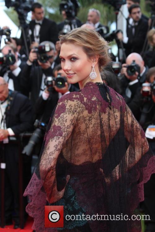 Karlie Kloss, Cannes Film Festival