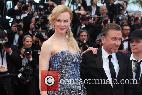 Nicole Kidman (l-r), Tim Roth and Director Olivier Dahan 3