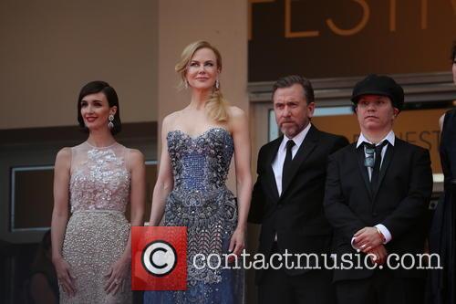 Paz Vega (l-r), Nicole Kidman and Tim Roth Director Olivier Dahan 3