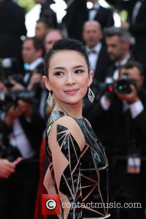 Zhang Ziyi, Cannes Film Festival