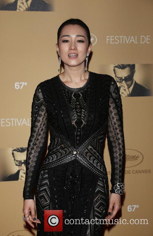 Gong Li, Cannes Film Festival