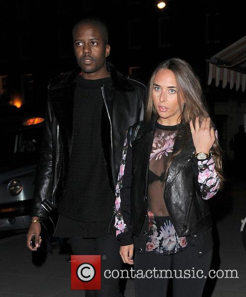 David Beckham and Chloe Green 2