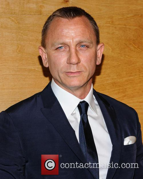 Daniel Craig, Party In The Garden