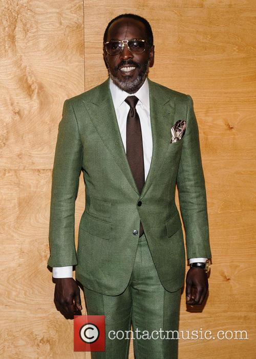 Michael K Williams, Party In The Garden