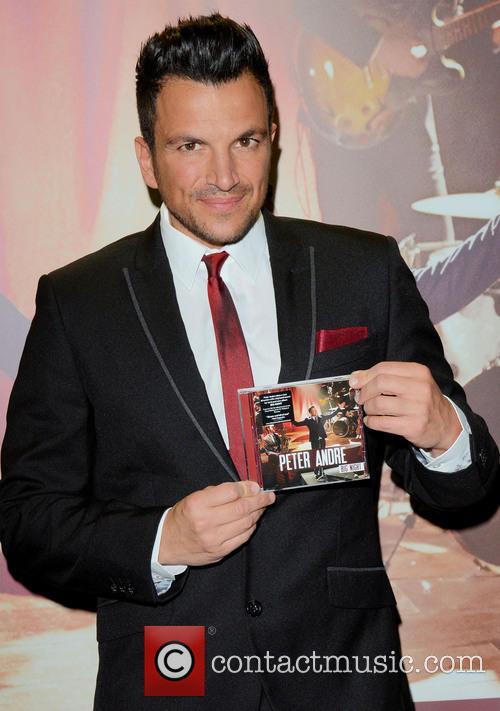 Peter Andre Album Launch Party