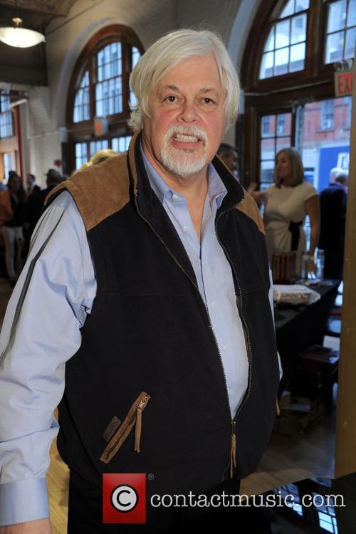 Captain Paul Watson At The Rand Luxury Event