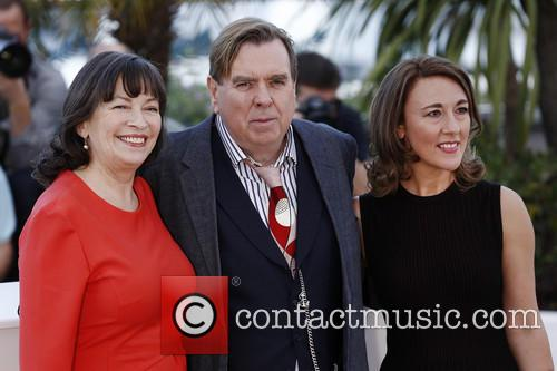 Dorothy Atkinson, Marion Bailey and Timothy Spall 3