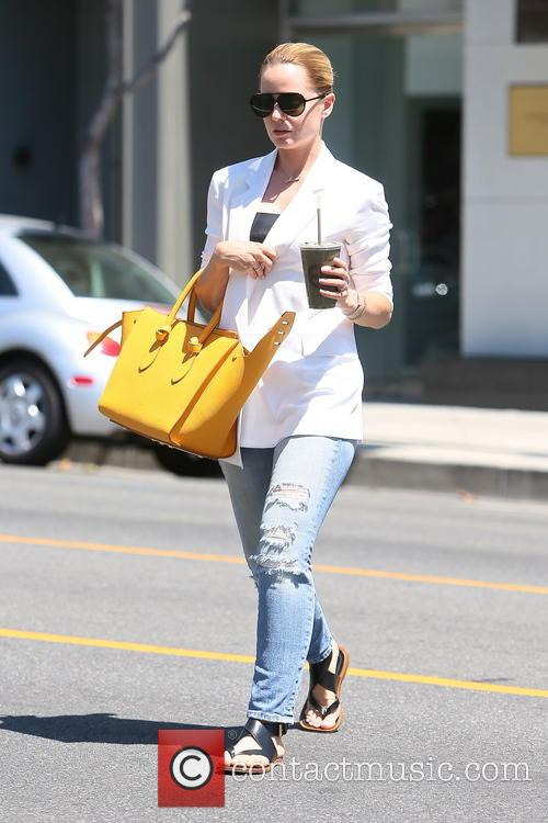 Mena Suvari, West Hollywood