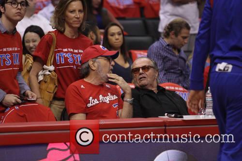 James L. Brooks and Jack Nicholson 1