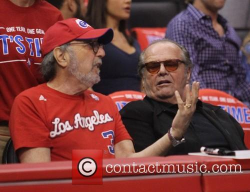 James L. Brooks and Jack Nicholson 6