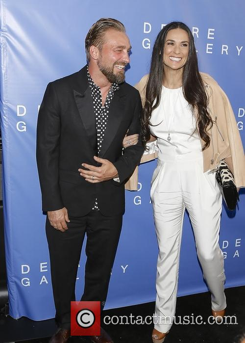 Demi Moore and Brian Bowen Smith 2