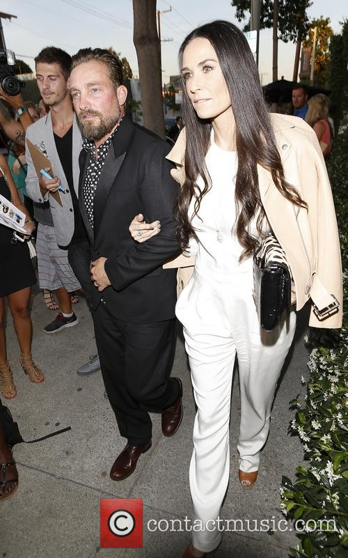 Demi Moore and Brian Bowen Smith 3