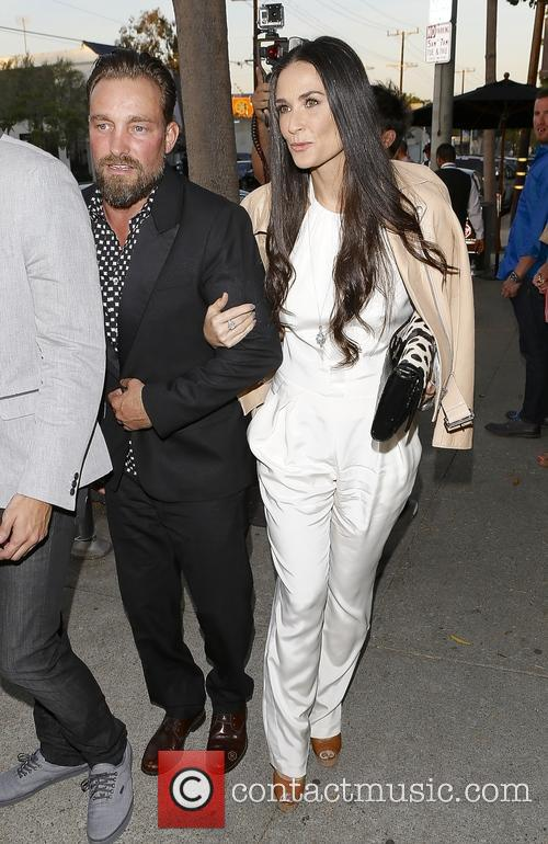 Demi Moore and Brian Bowen Smith 6
